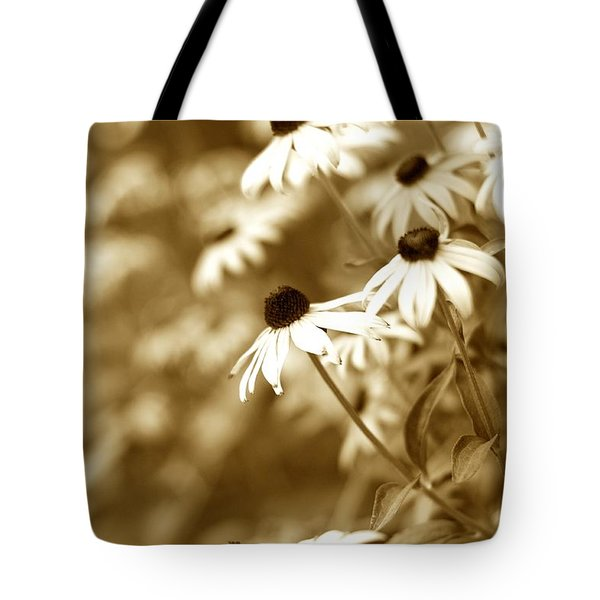 Summer Burn Tote Bag