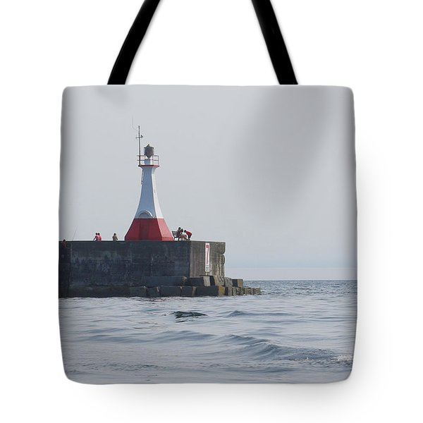 Tote Bag featuring the photograph Summer Day by Marilyn Wilson