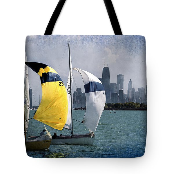 Summer Day Tote Bag