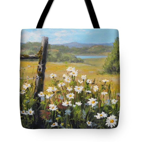 Summer Daydream Tote Bag