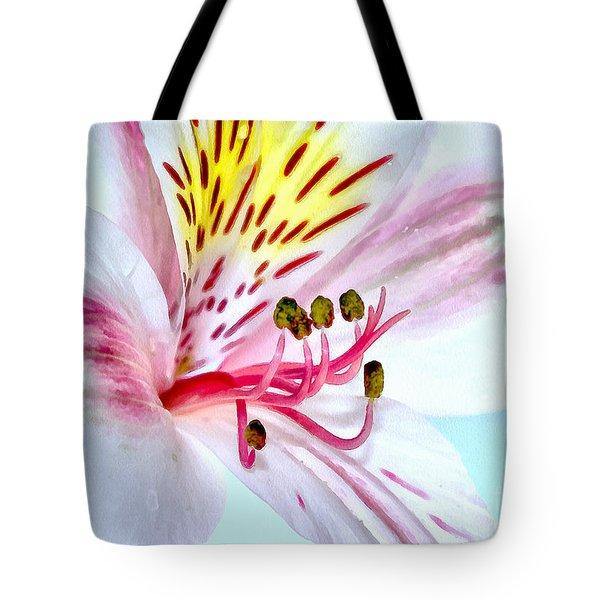 Summer Essence Tote Bag