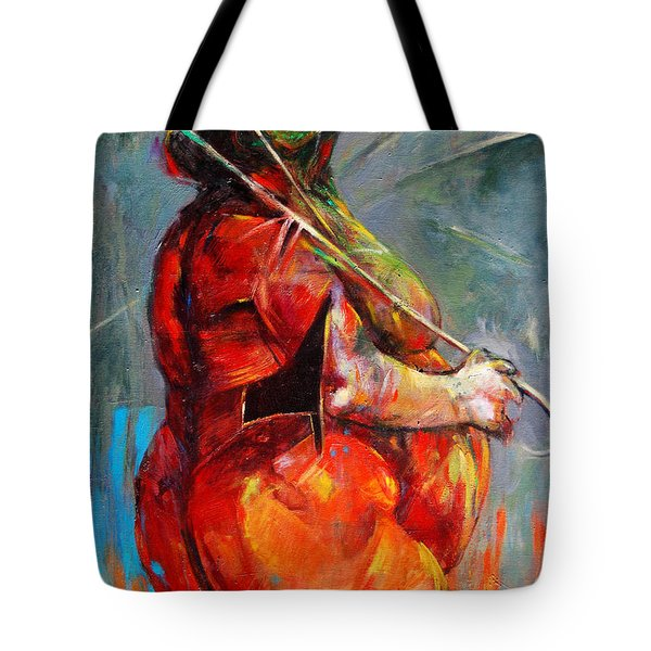 Summer Fantasy Tote Bag by Michal Kwarciak