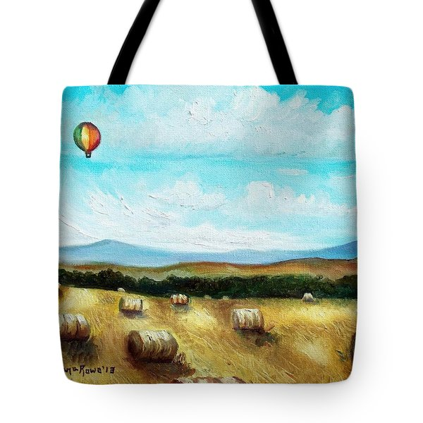 Summer Flight 3 Tote Bag by Shana Rowe Jackson