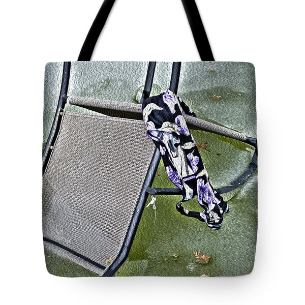Summer Forgotten Tote Bag