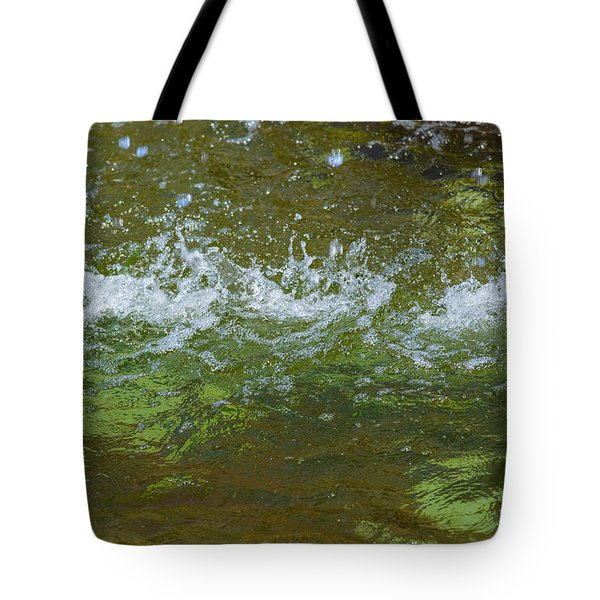 Summer Freshness - Featured 3 Tote Bag by Alexander Senin