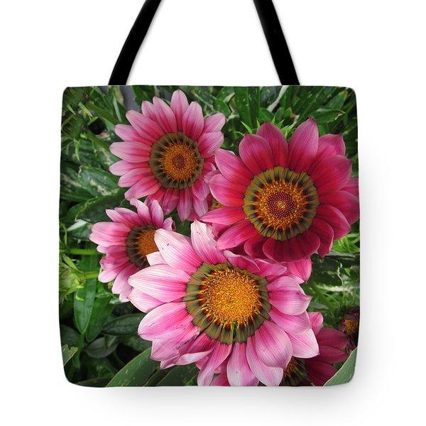 Summer  Full-blown Tote Bag