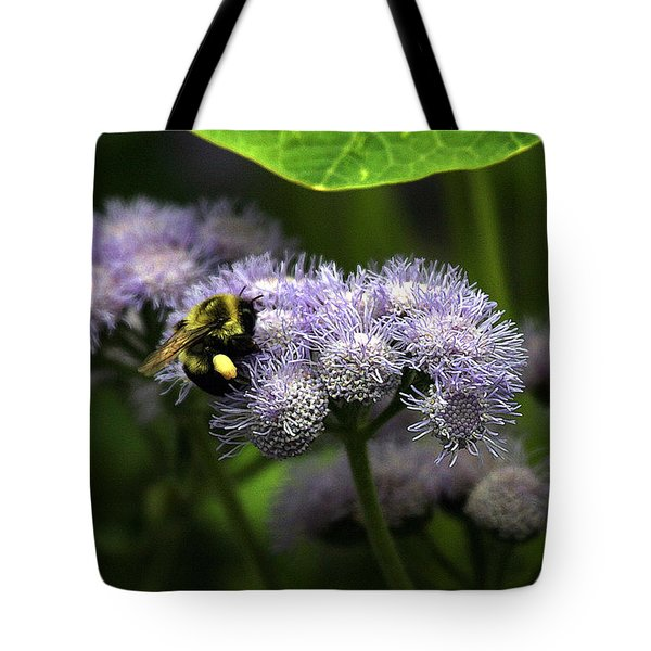Summer Harvest Tote Bag by Yvonne Wright