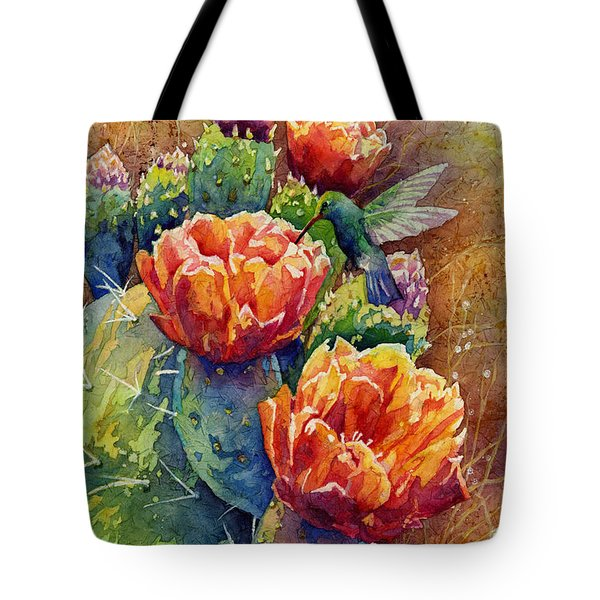 Summer Hummer Tote Bag