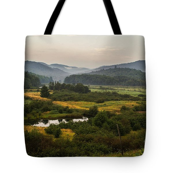 Tote Bag featuring the photograph Summer In New York by Sue Smith