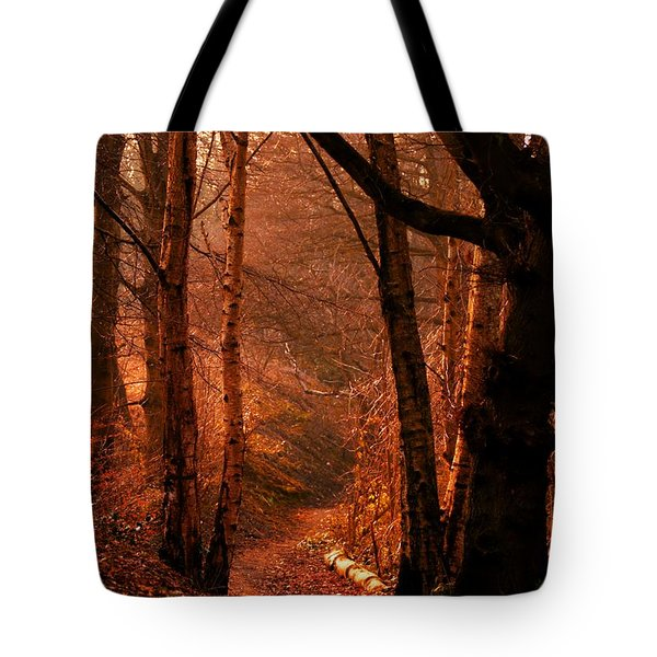 Tote Bag featuring the photograph Summer In Sots Hole by Baggieoldboy