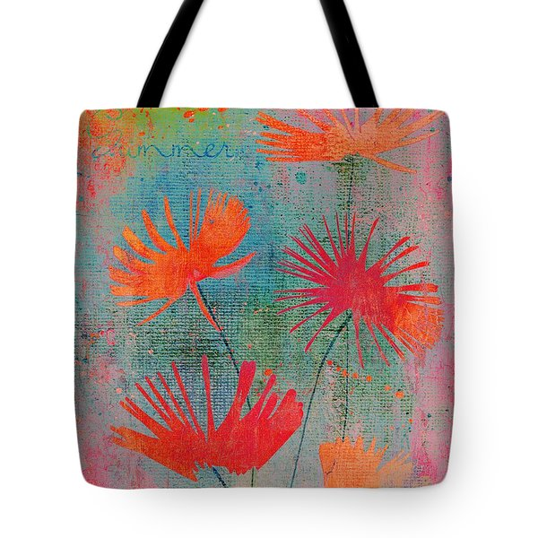 Summer Joy - 44bb Tote Bag