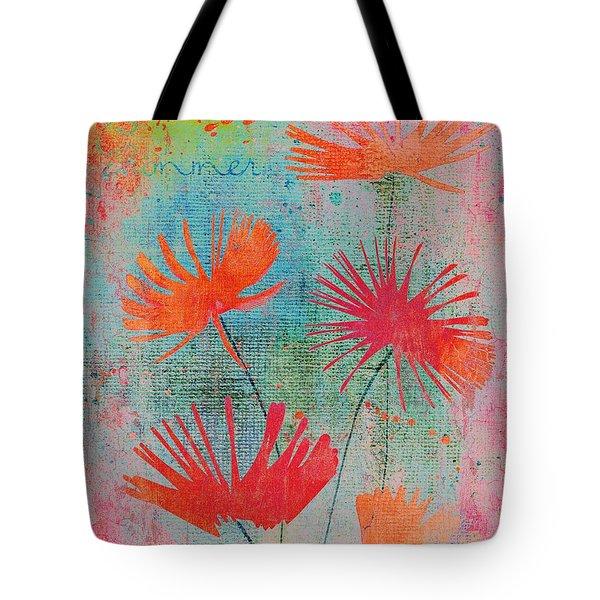 Summer Joy - S44a Tote Bag
