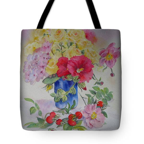 Summer Left Over Tote Bag
