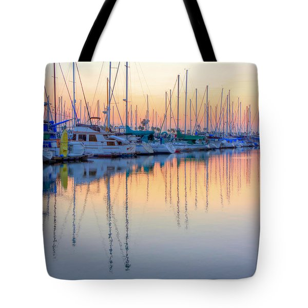 Summer Light Tote Bag by Heidi Smith