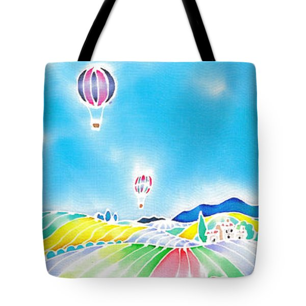 Summer Lights Tote Bag