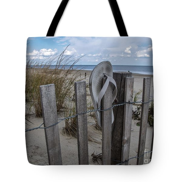 Summer Lost Tote Bag by Arlene Carmel