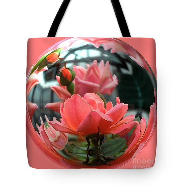 Summer Love Tote Bag by Renee Trenholm