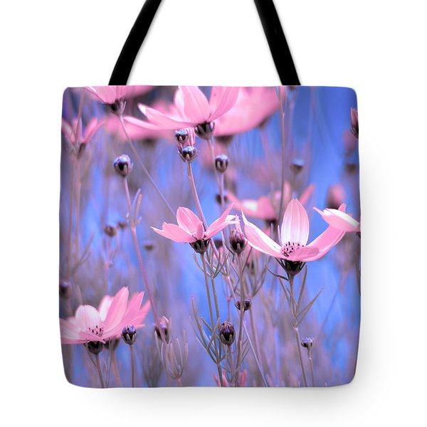 Summer Meadow Tote Bag by Tommytechno Sweden