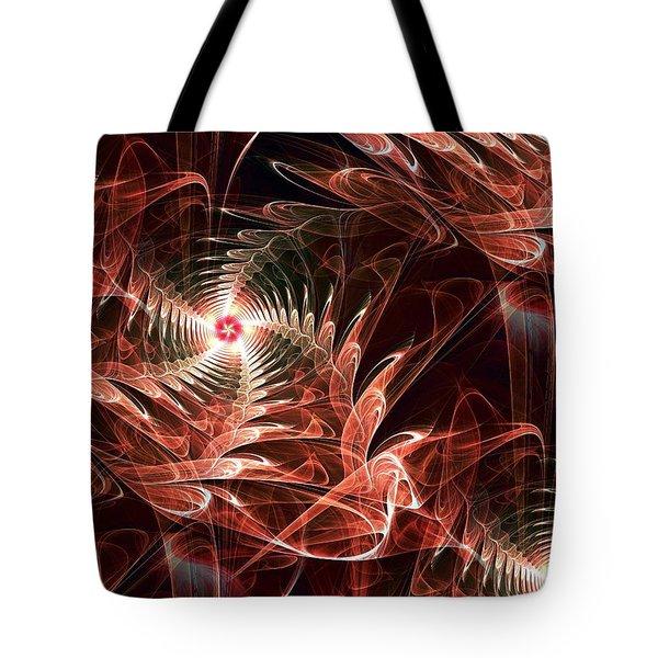 Summer Night Tote Bag by Anastasiya Malakhova