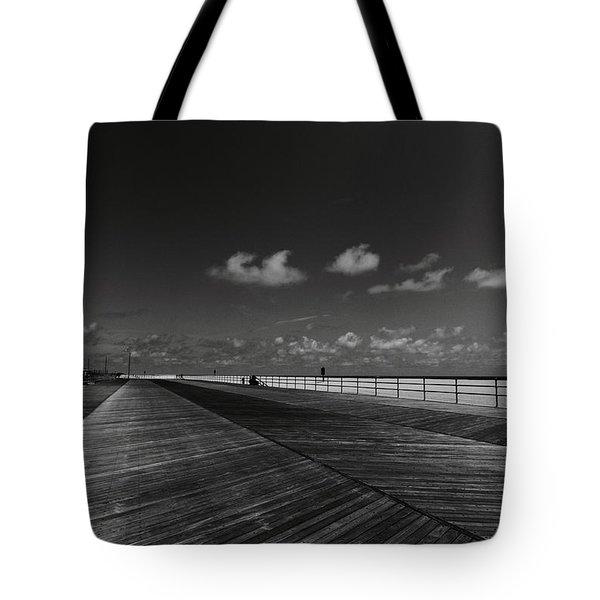Summer Noir Tote Bag