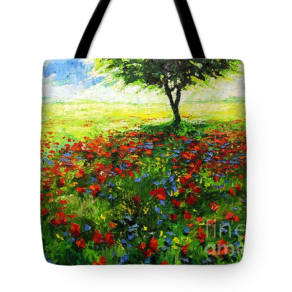 Summer Noonday Tote Bag by Yuriy Shevchuk