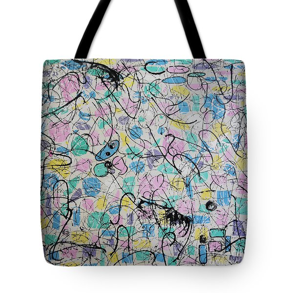 Summer Of '81 Tote Bag by Mini Arora