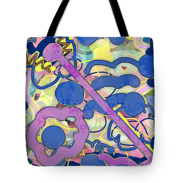 Summer On The Way Tote Bag