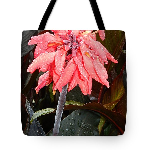 Tote Bag featuring the photograph Summer Rain In Maryland by Emmy Marie Vickers