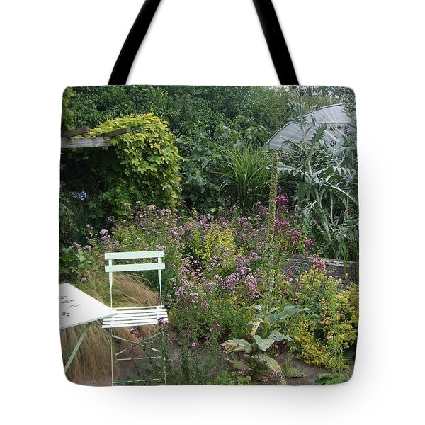Tote Bag featuring the photograph Summer Retreat by Richard Reeve