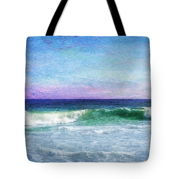 Summer Salt Tote Bag