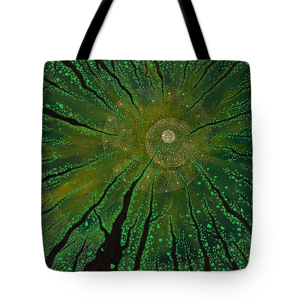 Summer Shudder Tote Bag