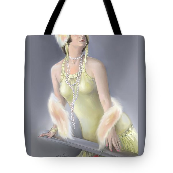 Summer Siren Tote Bag