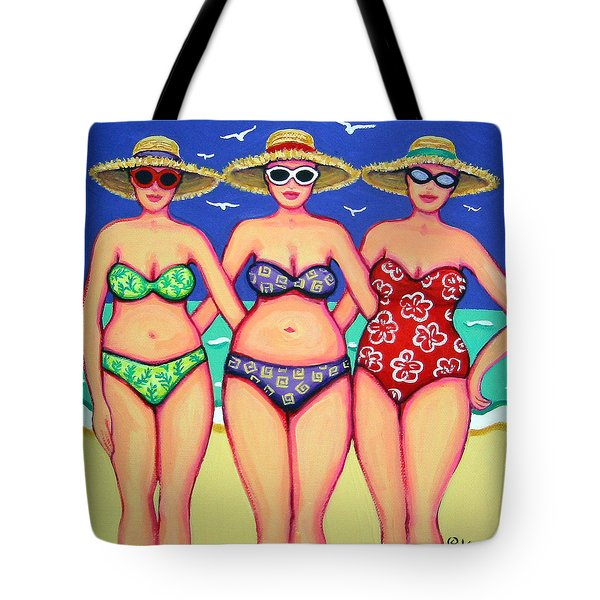 Summer Sisters - Beach Tote Bag