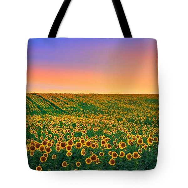Summer Slumber Tote Bag