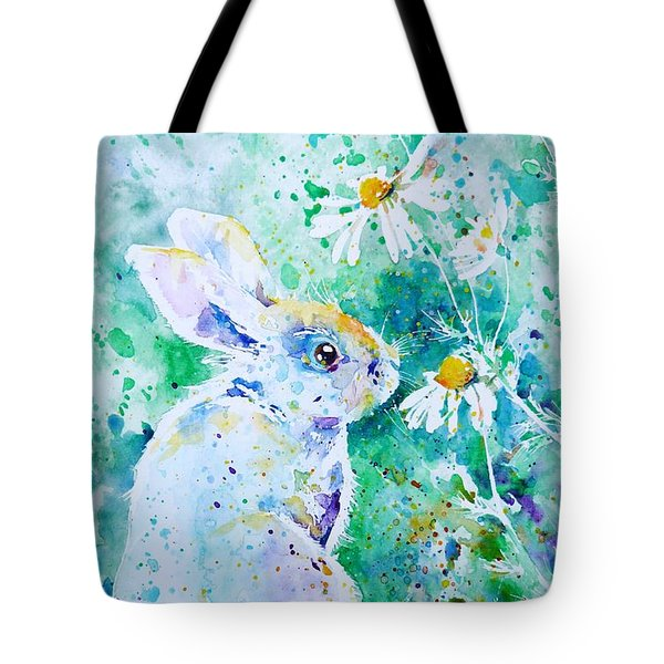 Summer Smells Tote Bag
