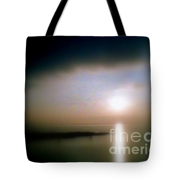 Tote Bag featuring the photograph Summer Sunrise by Michael Hoard