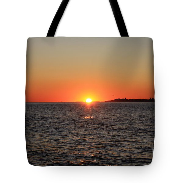 Tote Bag featuring the photograph Summer Sunset by John Telfer