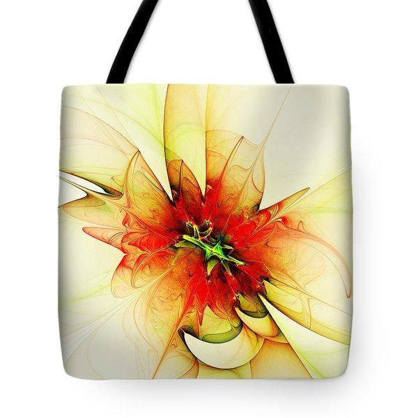 Summer Thoughts Tote Bag by Anastasiya Malakhova