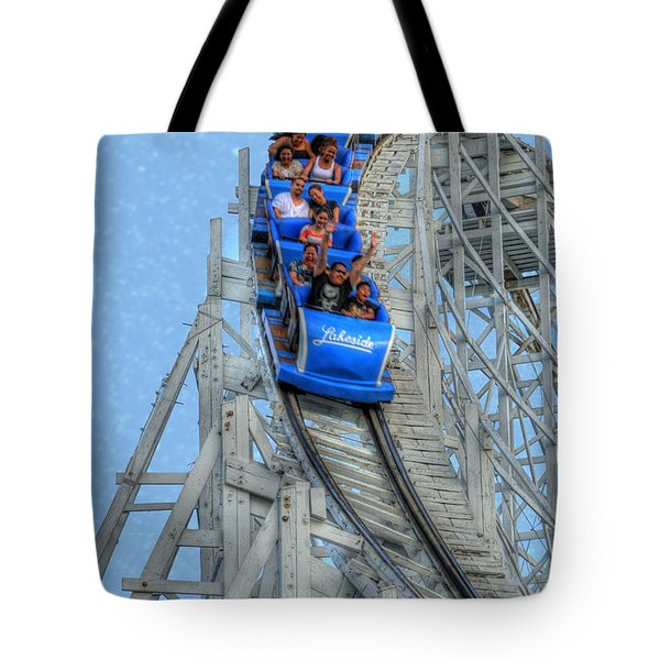 Summer Time Thriller Tote Bag by Juli Scalzi