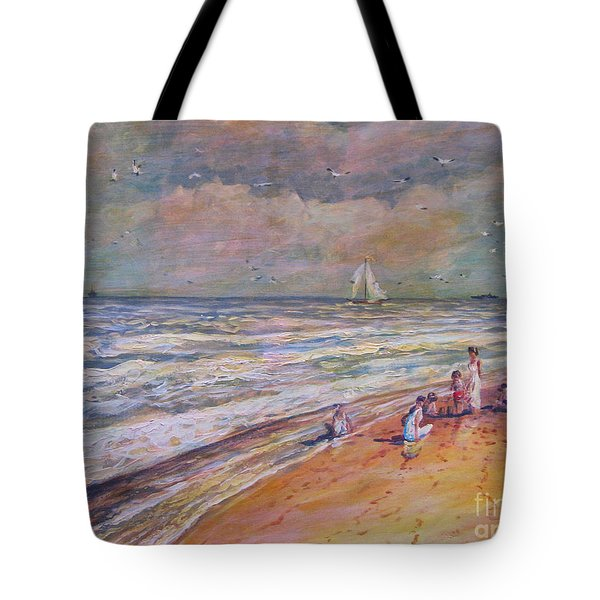 Summer Vacations Tote Bag