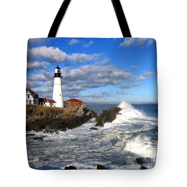 Summer Waves Tote Bag