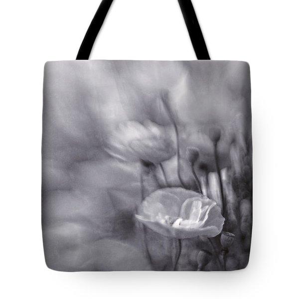 Summer Whispers Iv Tote Bag by Priska Wettstein