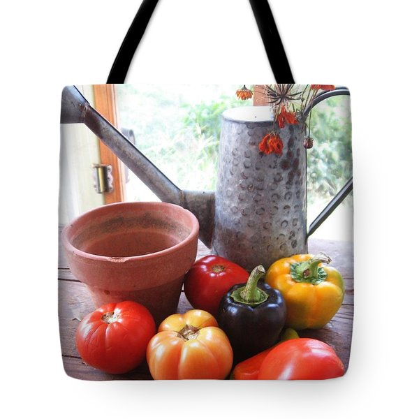 Summer's Bounty   Tote Bag
