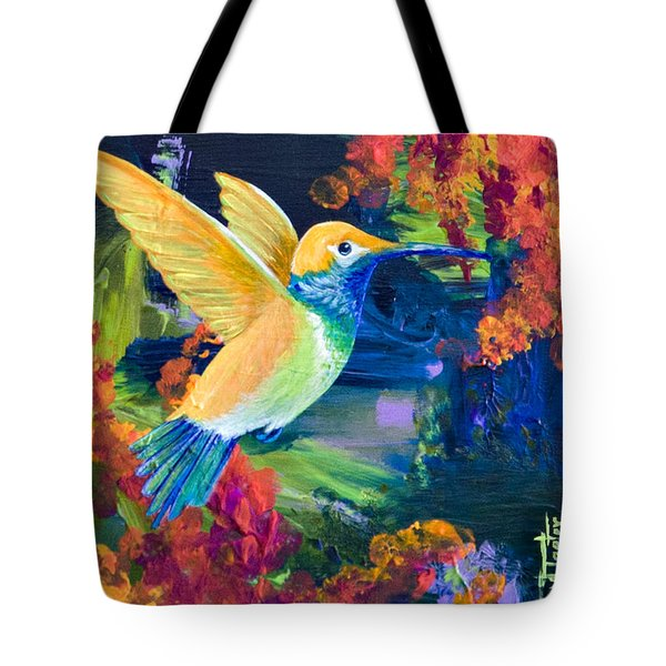 Summers Bounty Tote Bag by Tracy L Teeter
