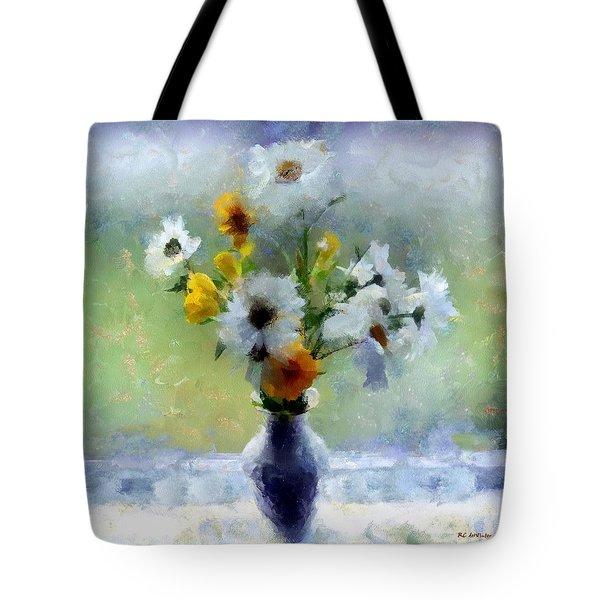 Summerstorm Still Life Tote Bag