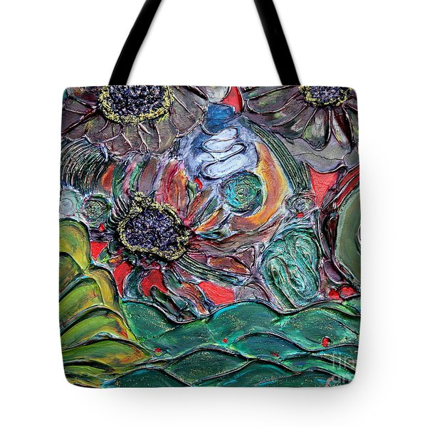 Summertime Bliss.. Tote Bag