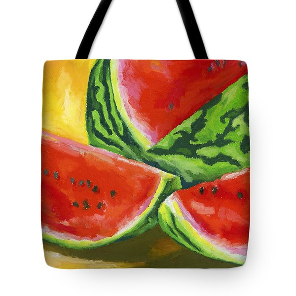 Summertime Delight Tote Bag