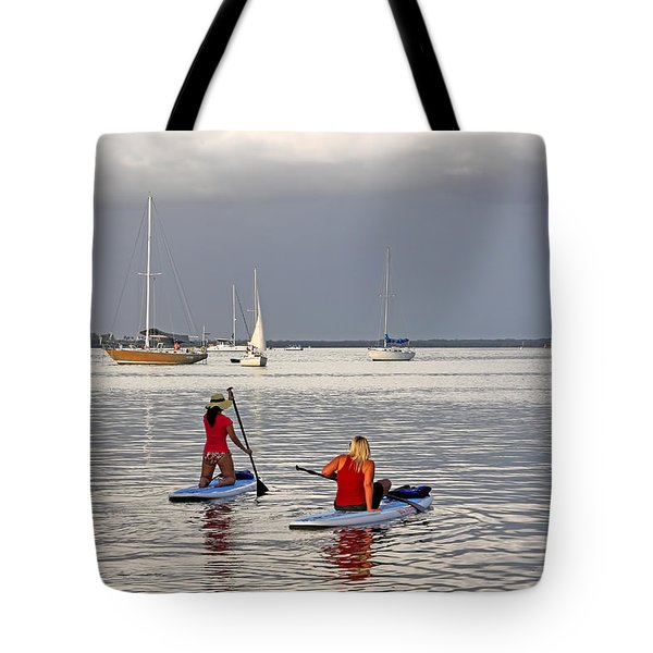 Summertime Fun Tote Bag by HH Photography of Florida