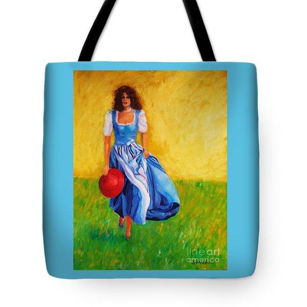 Summerwind Tote Bag by Dagmar Helbig