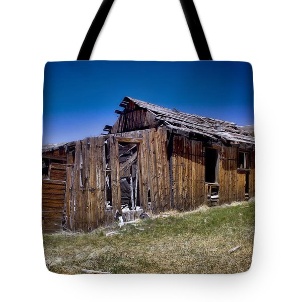 Summitville - Colorado Ghost Town Tote Bag